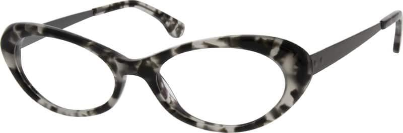 WomenFull RimMixed MaterialsEyeglasses #781431