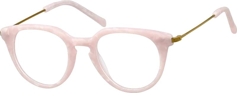 Pink Glasses from Zenni Optical