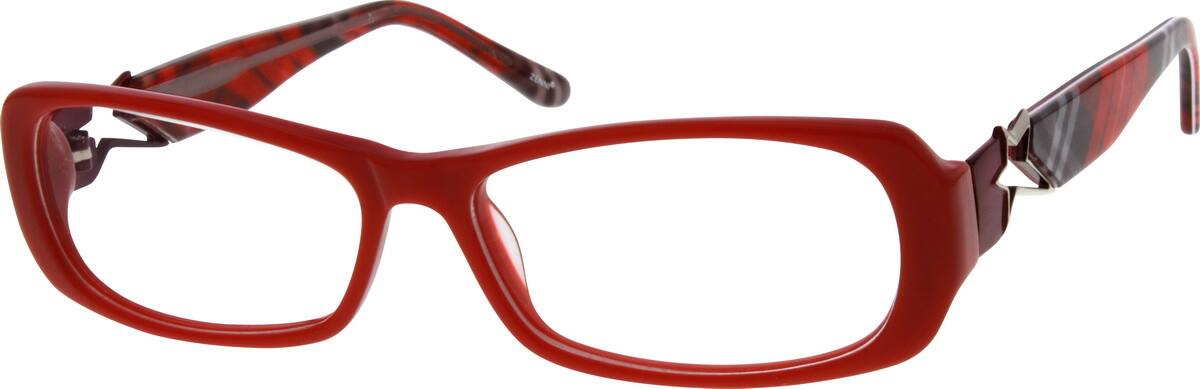 WomenFull RimMixed MaterialsEyeglasses #784218