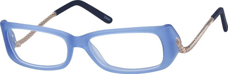WomenFull RimMixed MaterialsEyeglasses #784923