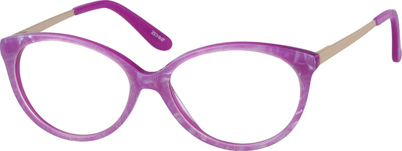 womens-fullrim-mixed-materials-cat-eye-eyeglass-frames-786917