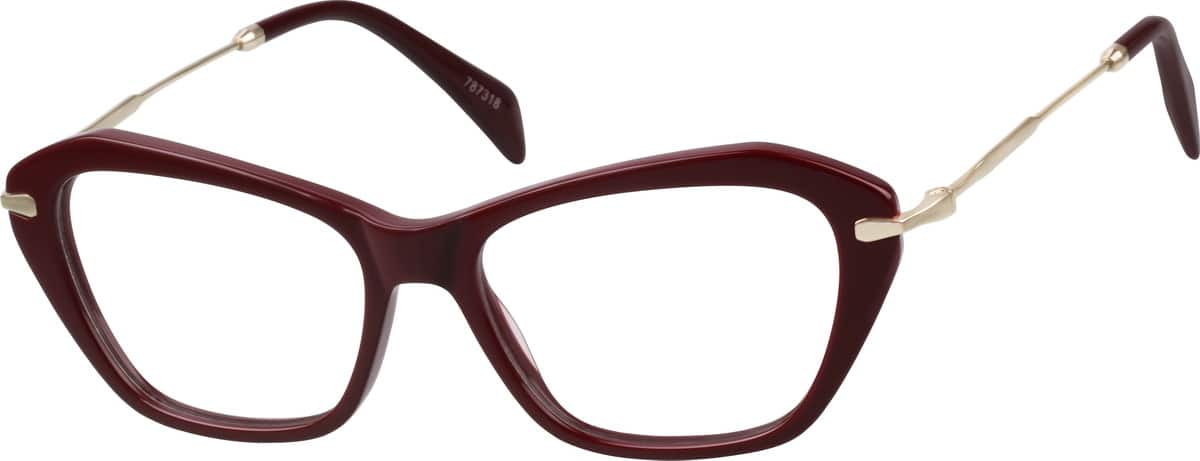 womens-full-rim-mixed-materials-cat-eye-eyeglass-frames-787318