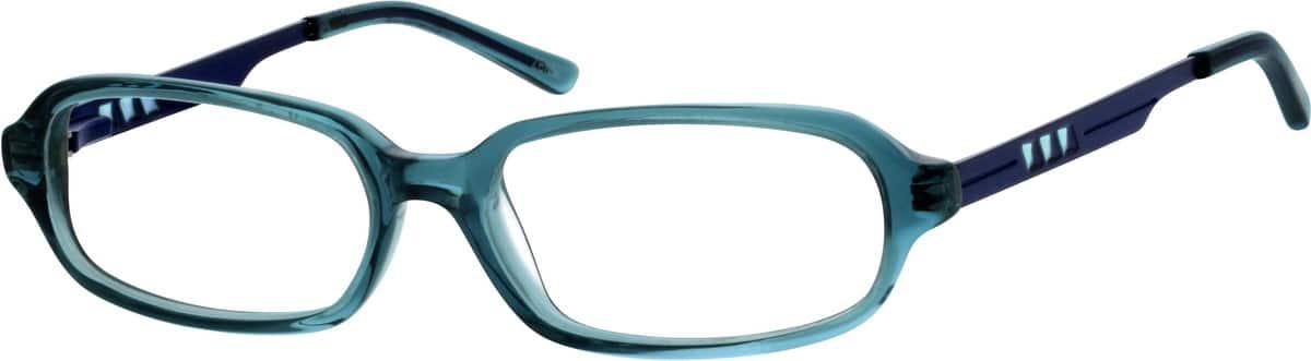 BoyFull RimMixed MaterialsEyeglasses #787516