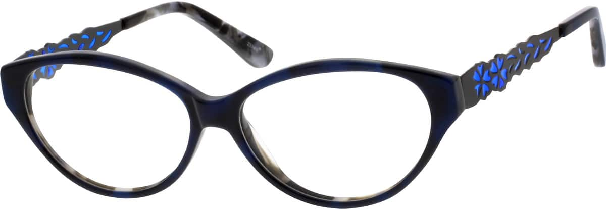 womens-full-rim-mixed-materials-cat-eye-eyeglass-frames-787616