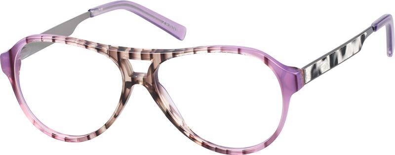 WomenFull RimMixed MaterialsEyeglasses #787817