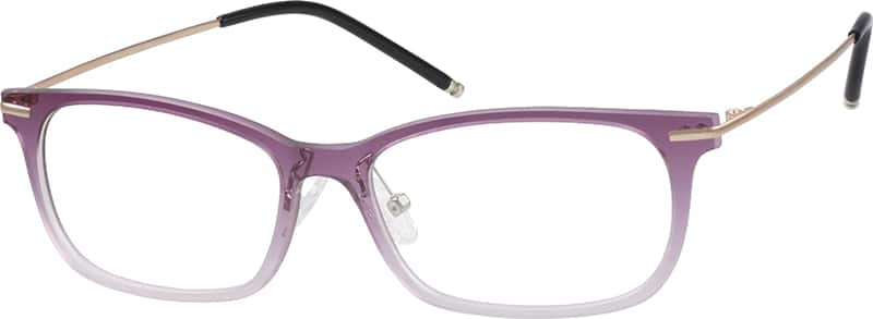 womens-fullrim-mixed-materials-oval-eyeglass-frames-788417