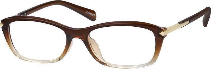 WomenFull RimMixed MaterialsEyeglasses #789815