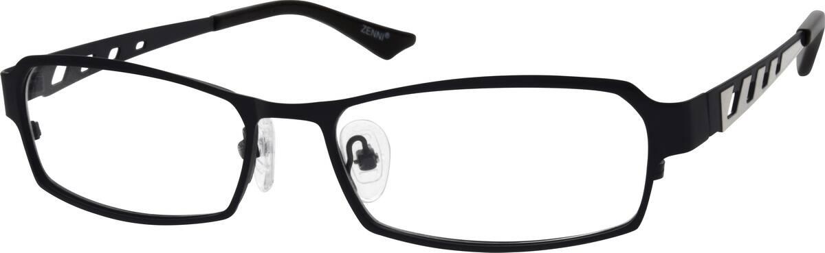 MenFull RimStainless SteelEyeglasses #792116