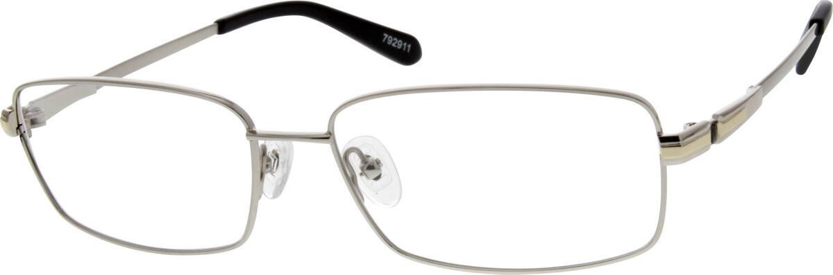 MenFull RimStainless SteelEyeglasses #792911