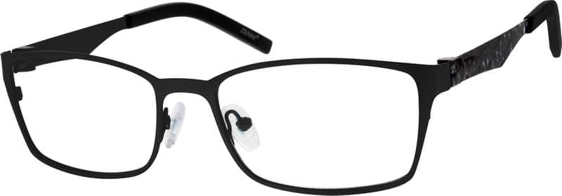 Men Full Rim Stainless Steel Eyeglasses #793621