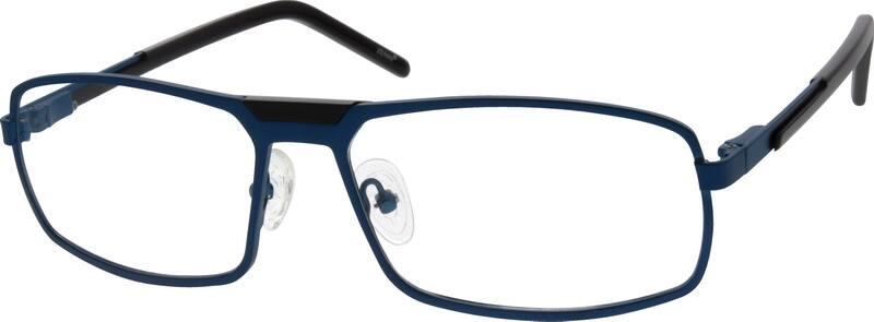 MenFull RimStainless SteelEyeglasses #795812
