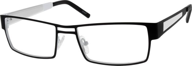 MenFull RimStainless SteelEyeglasses #796221