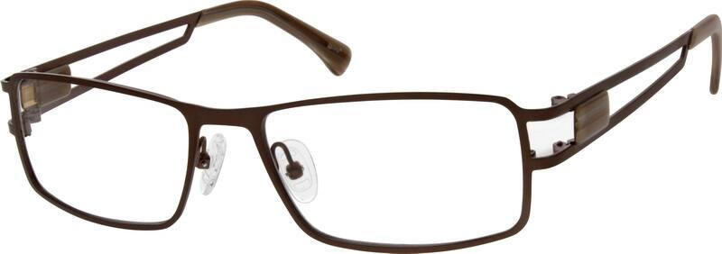 MenFull RimStainless SteelEyeglasses #797715