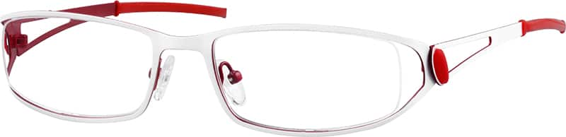 womens-full-rim-stainless steel-rectangle-eyeglass-frames-799130