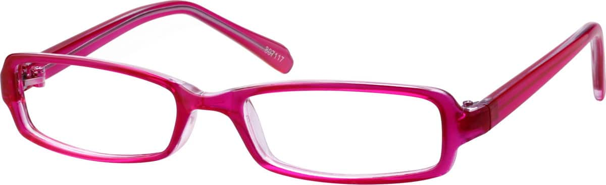 Women Full Rim Acetate/Plastic Eyeglasses #807118