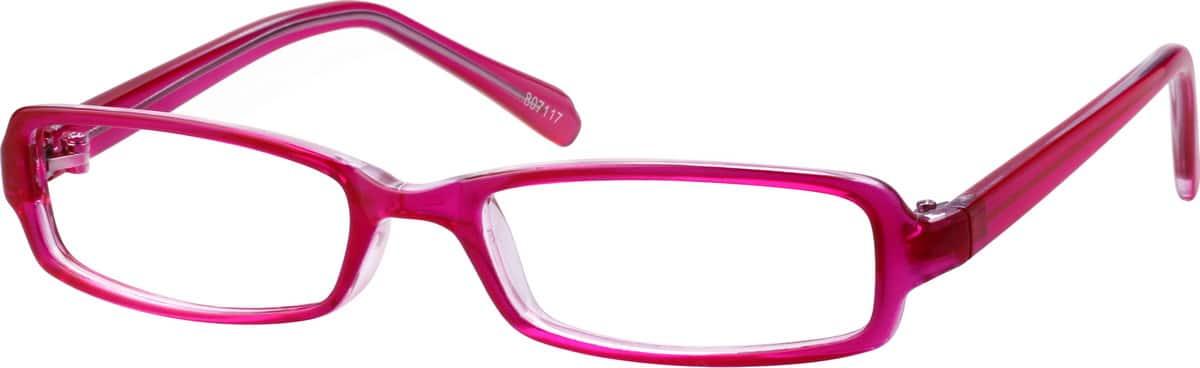 WomenFull RimAcetate/PlasticEyeglasses #807118
