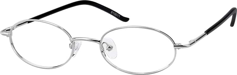 Women Full Rim Metal Eyeglasses #810014