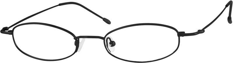 WomenFull RimStainless SteelEyeglasses #810313