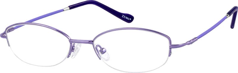 817817-bendable-memory-titanium-half-rim-frame-with-stainless-steel-bridge-same-appearance-as-frame-9178