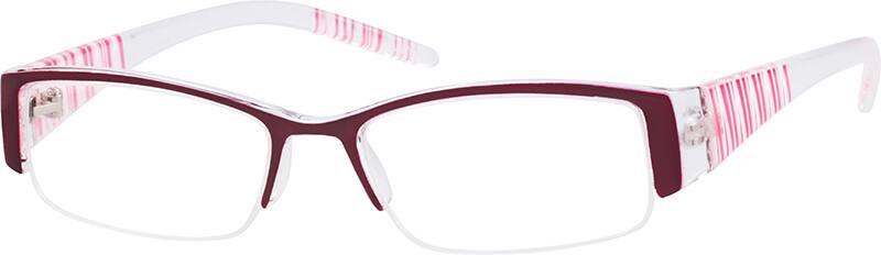 822118-plastic-fashion-half-rim-frame