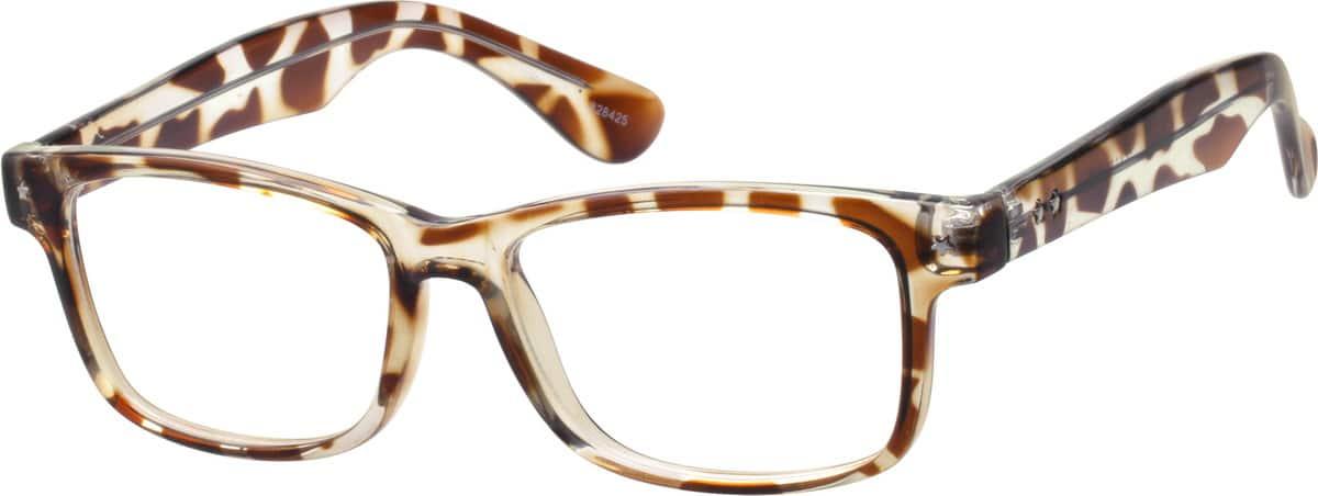 UnisexFull RimAcetate/PlasticEyeglasses #828425