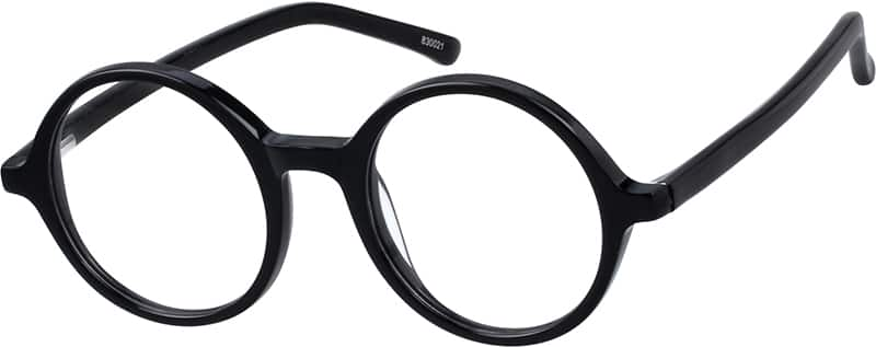 UnisexFull RimAcetate/PlasticEyeglasses #830021