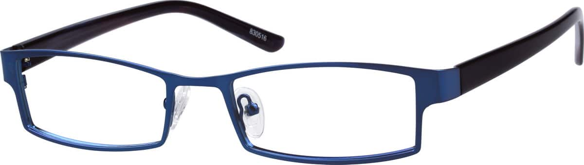 MenFull RimMixed MaterialsEyeglasses #830521
