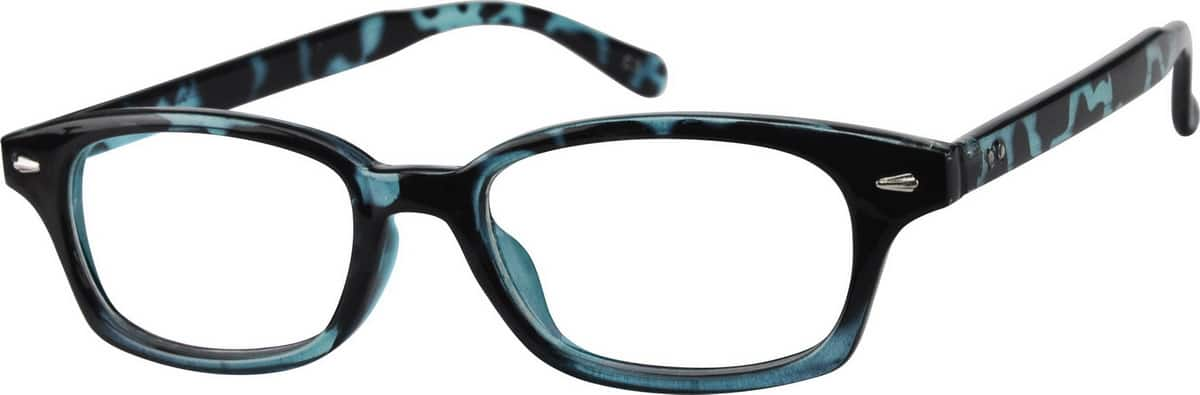 Men Full Rim Acetate/Plastic Eyeglasses #830826