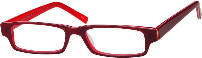 WomenFull RimAcetate/PlasticEyeglasses #831818