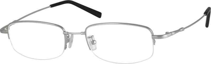 MenHalf RimMemory TitaniumEyeglasses #916712