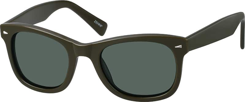 Green Sunglasses #A101209 Zenni Optical Eyeglasses