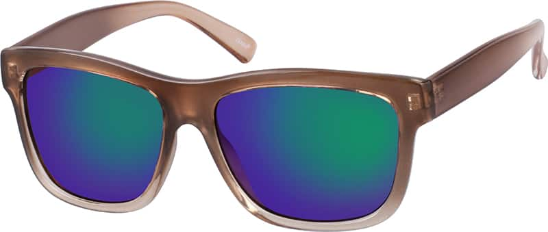 Zenni Optical Glasses Uv Protection : Brown Sunglasses #A101854 Zenni Optical Eyeglasses