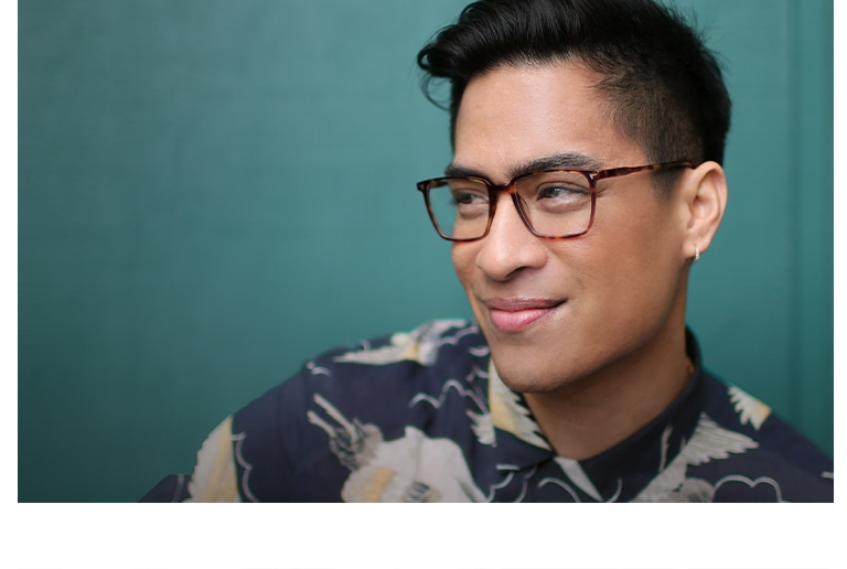 Add some variety to your weekly eyewear wardrobe.