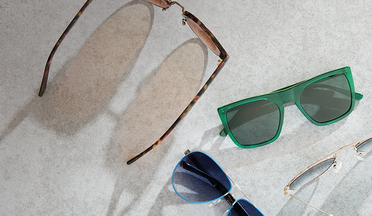 Shop Zenni Premium Sunglasses for men, be cool, be confident, be the hottest guy in the sun