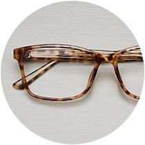 TR90 Rectangle Glasses #2023625.
