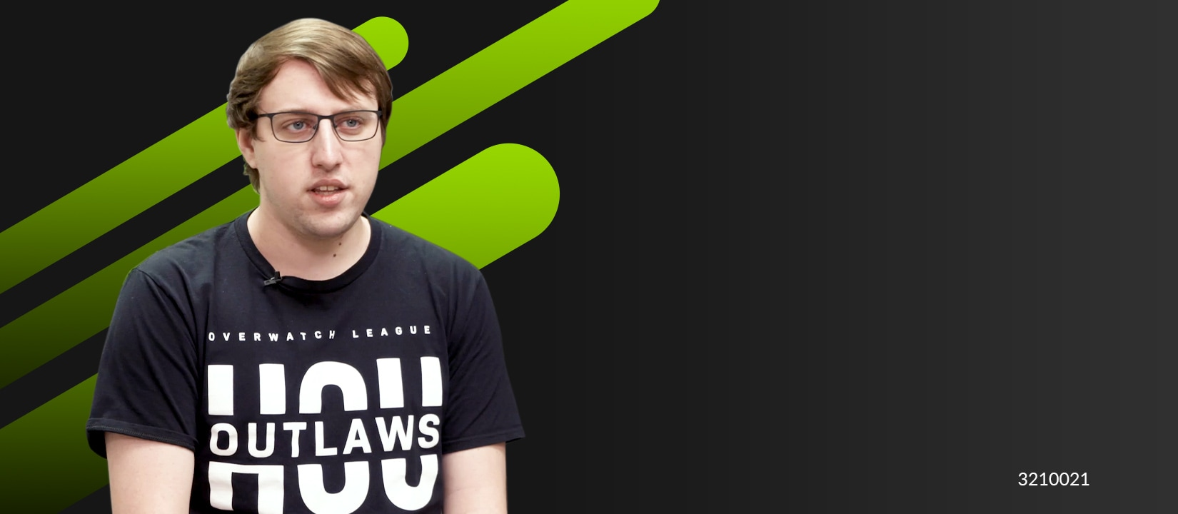 Image of Boink, support player for the Houston Outlaws overwatch team.