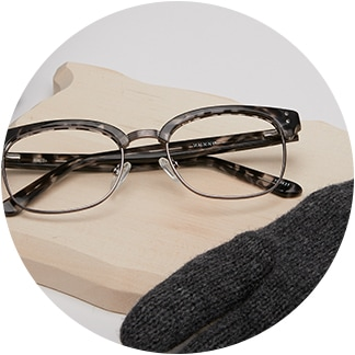 Wilshire browline glasses #199431 in tortoiseshell.