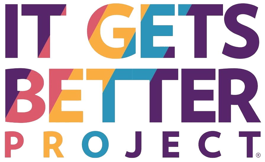 It Gets Better Project logo.