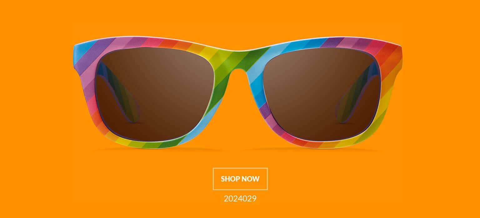 Pride Eyewear – LGBT Pride Glasses | Zenni Optical