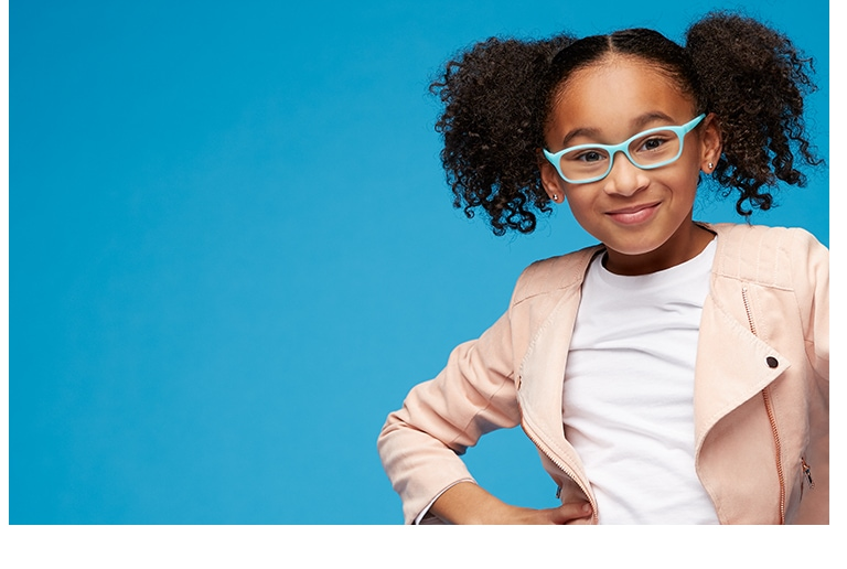 Extremely durable and flexible frames for toddlers to pre-teens.