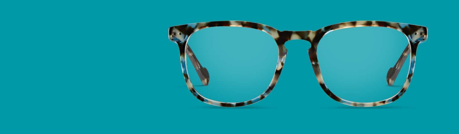Thin Acetate Glasses   Zenni Optical