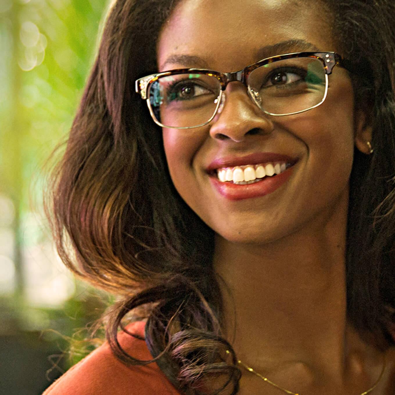 436ee084e5 Wilshire browline eyeglasses in classic tortoiseshell.