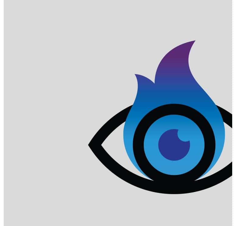 FryEye logo