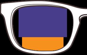 mid range progressive lens