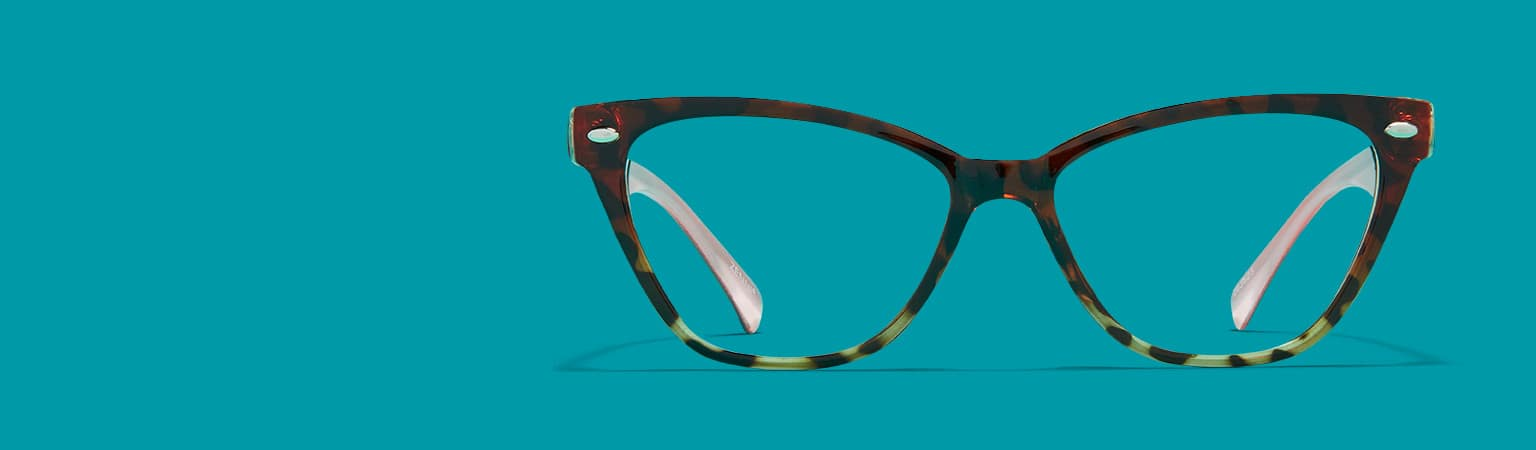 0d2a3f4d20a Cat-Eye Glasses