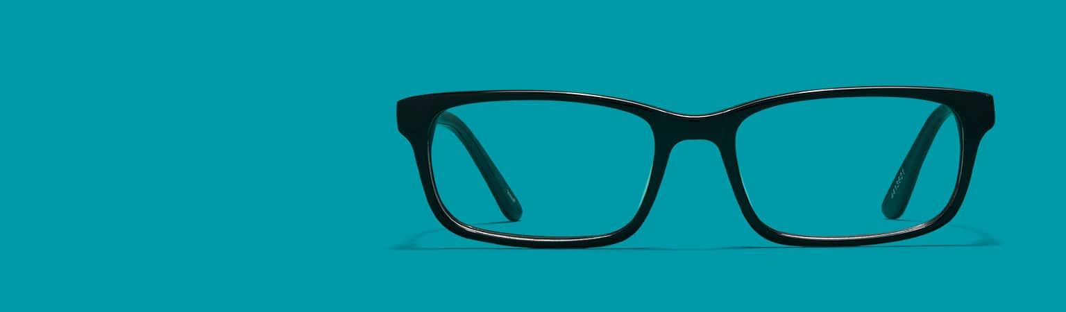 4672f7fa139 Rectangle Framed Glasses