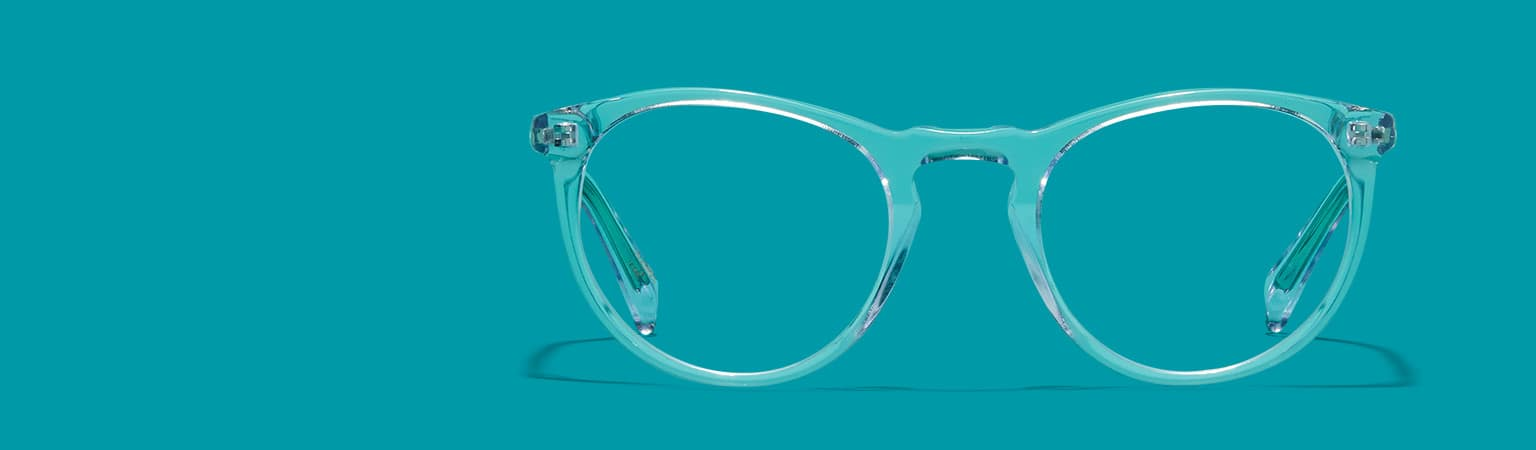 271b0995e999 Wildfox Steff 54mm Optical Glasses Mint Green One Size