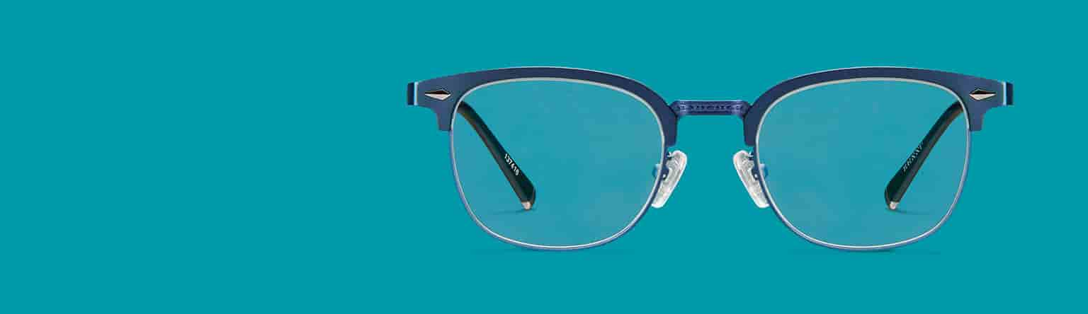 Navy Glasses | Zenni Optical