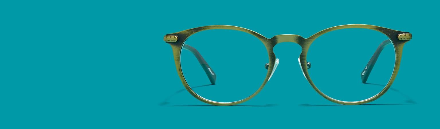 efb1c4443ed Vintage Style Eyeglasses