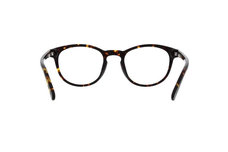 f3612fab0e Tortoiseshell Round Glasses  109825